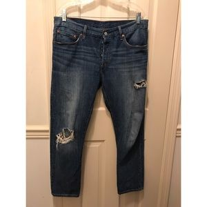 Levi's 501 CT Jeans Cali Cool